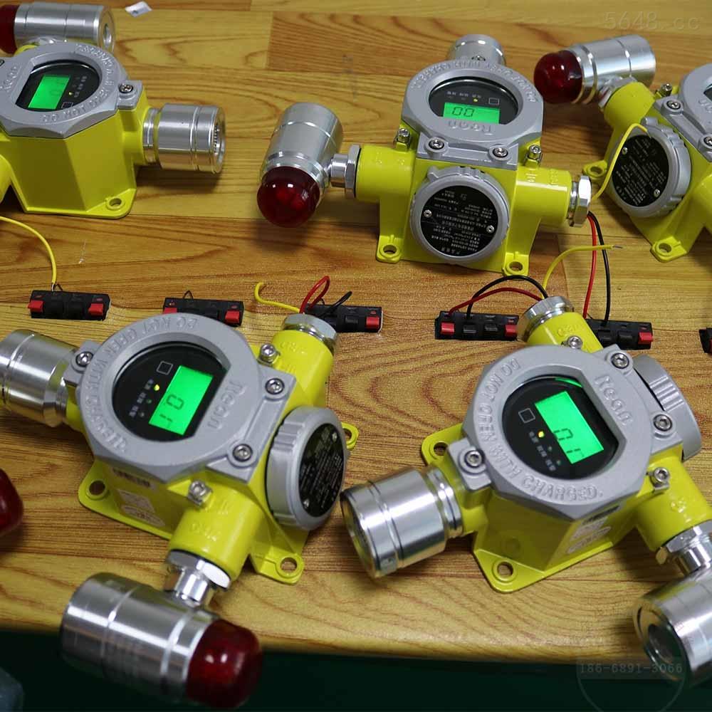 氨气泄漏探测报警器RBT-8000-FCX/B