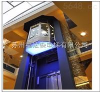 蘇州400KG無機房曳引式家用電梯電梯